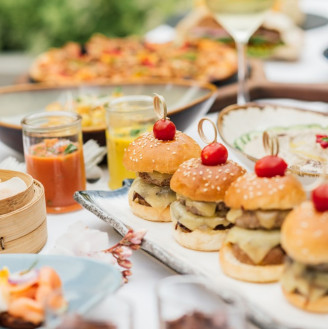 Endless High Tea Buffet at Graze Kitchen