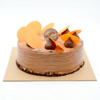 Fudge Trifle