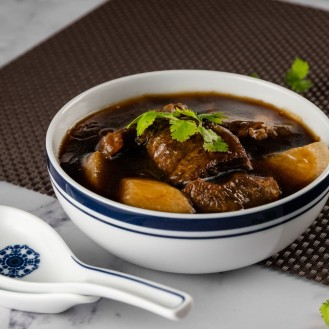 Cantonese Braised Beef