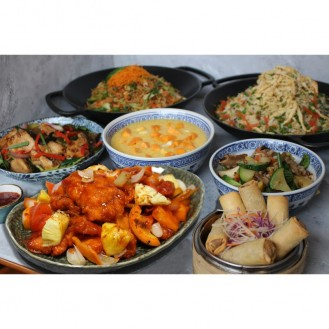Chinese Cuisine With Fish (Serves 4)