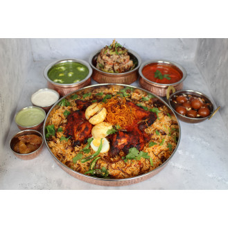 Indian Cuisine (Serves 4)