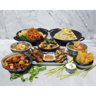 Thai Cuisine (Serves 04)