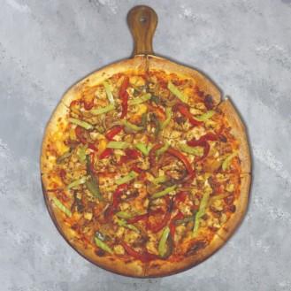 Pizza Pollo Piccante