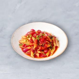Penne Fresh Tomato (V)