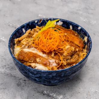 Katsu Don Chicken