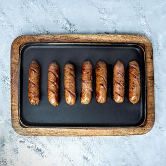 Pork Bratwurst (Per piece)