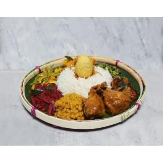 Rasa Mula Rice & Chicken Curry