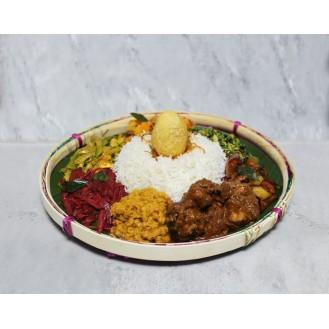 Rasa Mula Rice & Mutton Curry