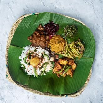 Rasa Mula Rice & Curry (V)