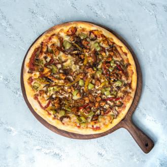 Pizza Polo Piccante