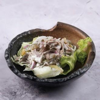 Fleischsalat (Meat Sausage Salad)