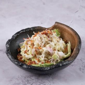 Krautsalat (White Cabbage Salad)