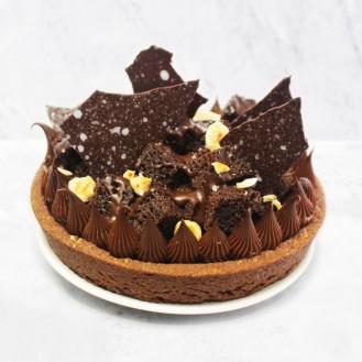 Dark Chocolate Mud Pie (1Pcs)
