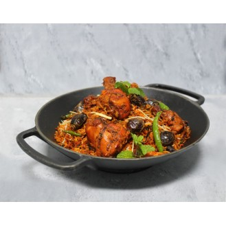 Chicken Korma Biriyani (02) - Pakistan