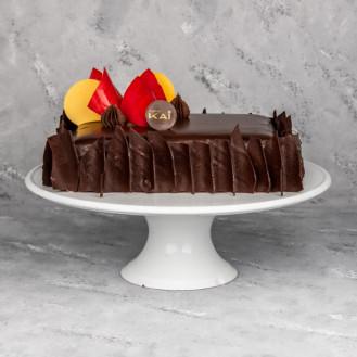 Dark Harlem Square Cake (1kg)